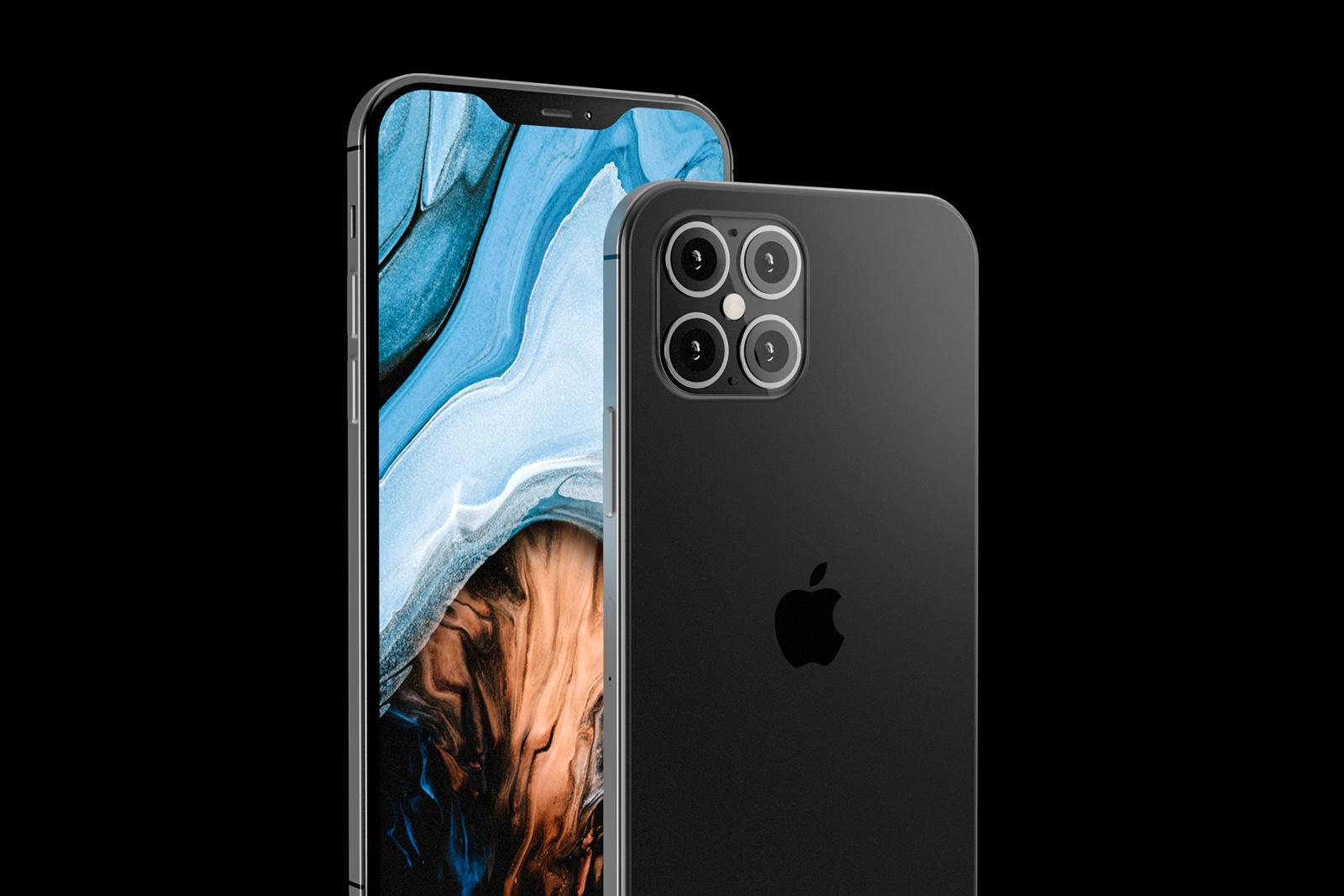 iPhone-12-design-display